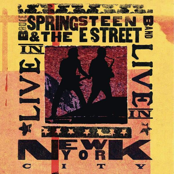 Bruce Springsteen / The E Street Band - Live In New York City (3 LP)