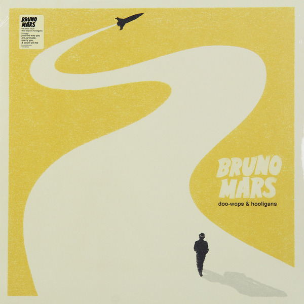 цены Bruno Mars Bruno Mars - Doo-wops Hooligans
