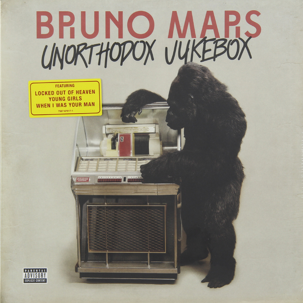 Bruno Mars Bruno Mars - Unorthodox Jukebox