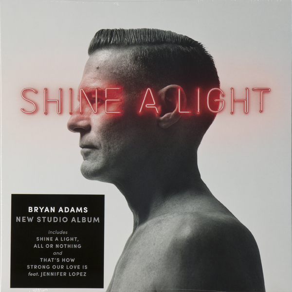 Bryan Adams Bryan Adams - Shine A Light kev adams saint brieuc