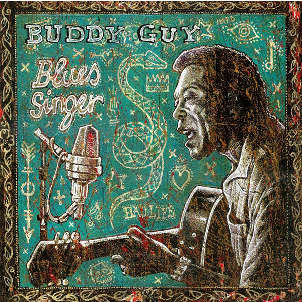 Buddy Guy Buddy Guy - Blues Singer (2 LP) lin oliver ghost buddy book 2