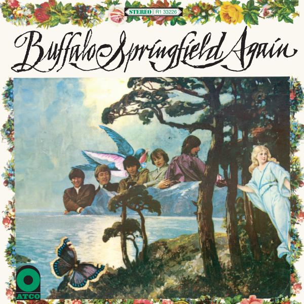 Buffalo Springfield Buffalo Springfield - Buffalo Springfield Again (180 Gr) garland flowers wedding decoration artificial hydrangea vine party plastic flowers wall decor rattan silk flower wisteria wreath