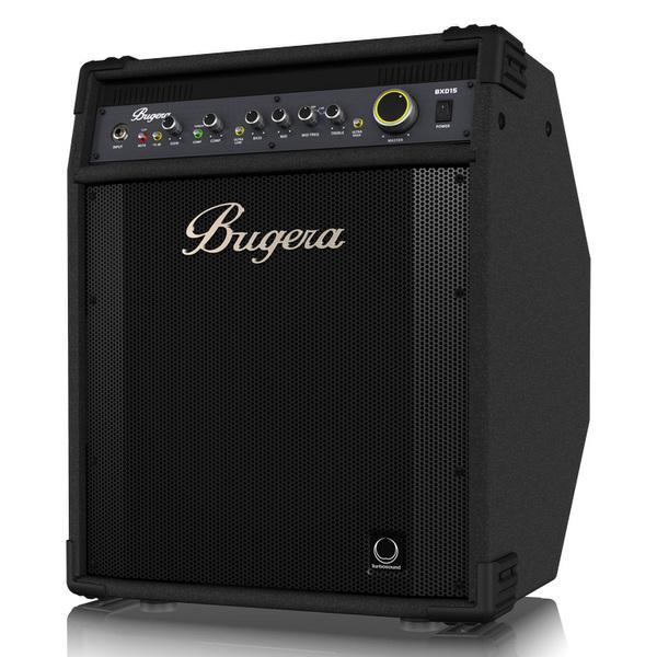Басовый комбоусилитель Bugera BXD15 басовый усилитель bugera bv1001t