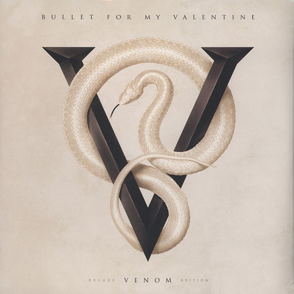 Bullet For My Valentine Bullet For My Valentine - Venom (2 LP) браслеты