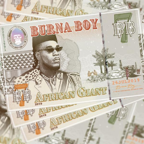 Burna Boy - African Giant (2 LP)