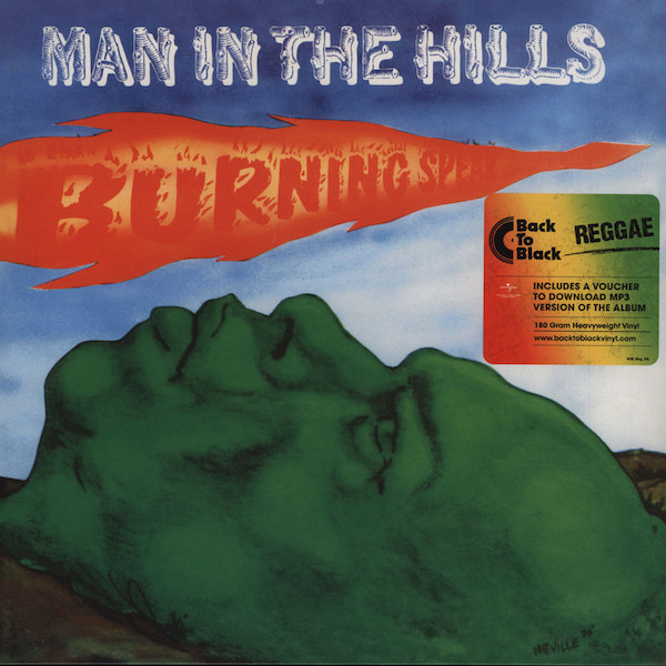 Burning Spear Burning Spear - Man In The Hills 3 12 400