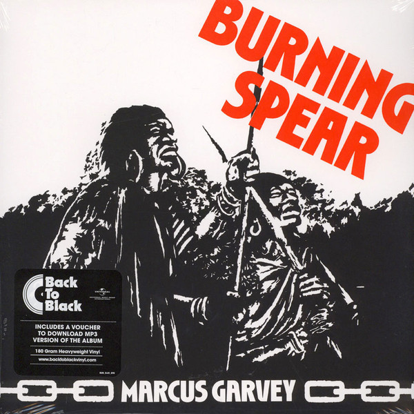 Burning Spear Burning Spear - Marcus Garvey