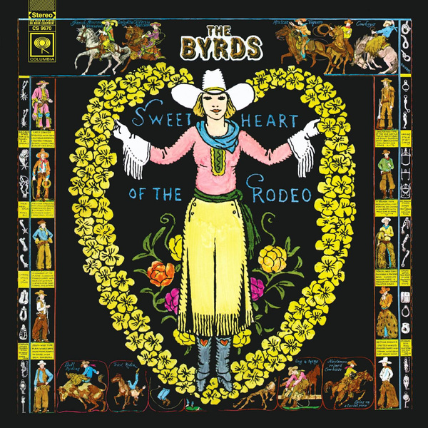 BYRDS BYRDS - Sweetheart Of The Rodeo (legacy Edition) (4 LP) sweetheart off shoulder asymmetrical bodycon dress