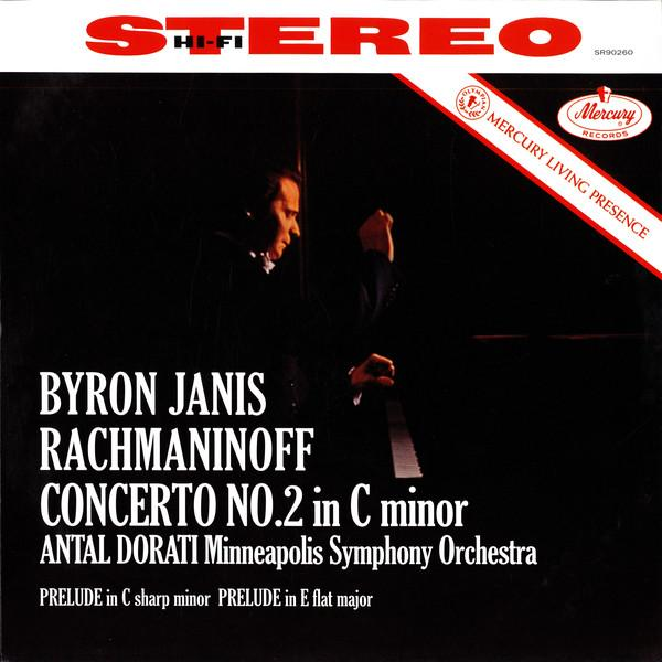 Rachmaninov RachmaninovAntal Dorati Minneapolis Symphony Orchestra - Rachmaninoff: Concerto No. 2 In C Minor мстислав ростропович марсель куро норберт бреннер philharmonia orchestra вольфганг баргель krzysztof penderecki cello concerto no 2 partita stabat mater