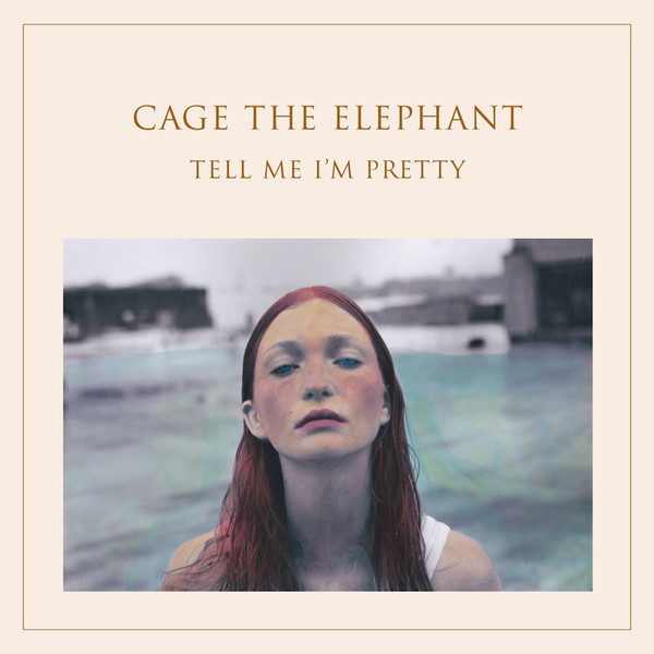 Cage The Elephant Cage The Elephant - Tell Me I'm Pretty stylish carving elephant bracelet with ring for women