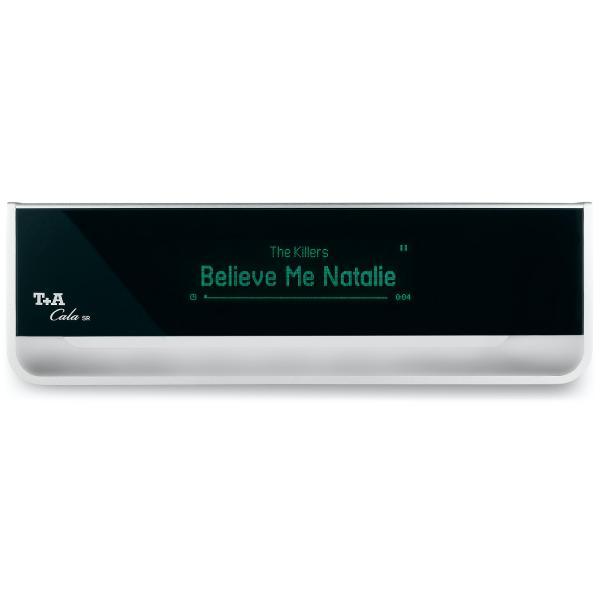 Hi-Fi минисистема T+A Cala SR Silver/Black