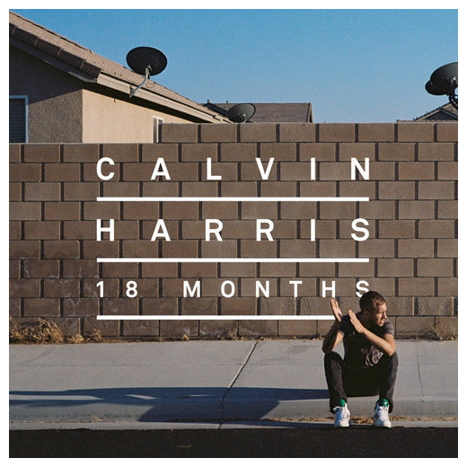 Calvin Harris Calvin Harris - 18 Months (2 LP) calvin harris calvin harris i created disco 2 lp