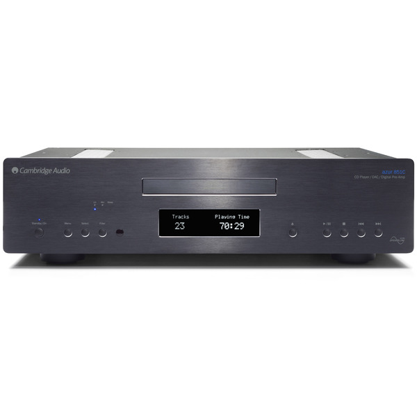 CD проигрыватель Cambridge Audio Azur 851C Black cambridge audio minx ca600p black