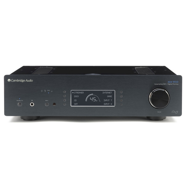 Внешний ЦАП Cambridge Audio Azur 851D Black b2 bluetooth 4 1 edr receiver audio music boombox black