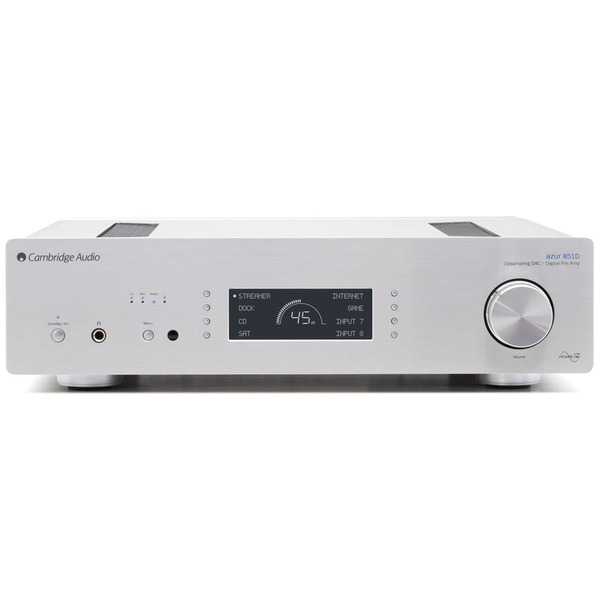 Внешний ЦАП Cambridge Audio Azur 851D Silver монитор 24 asus vx248h