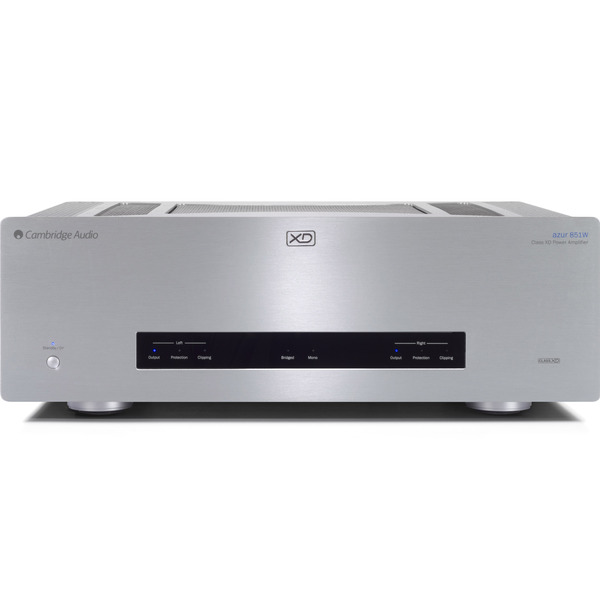 Стереоусилитель мощности Cambridge Audio Azur 851W Silver