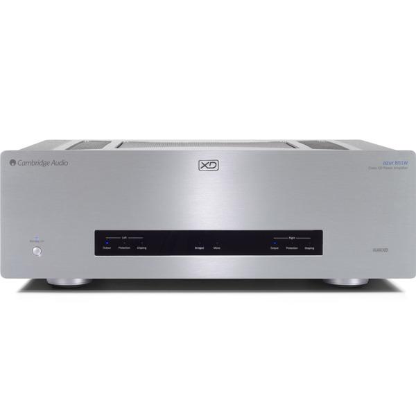 Стереоусилитель мощности Cambridge Audio Azur 851W Silver (уценённый товар)