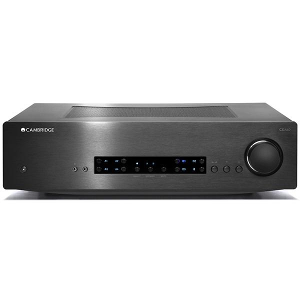 Стереоусилитель Cambridge Audio CXA 60 Black стереоусилитель cambridge audio topaz am10 black