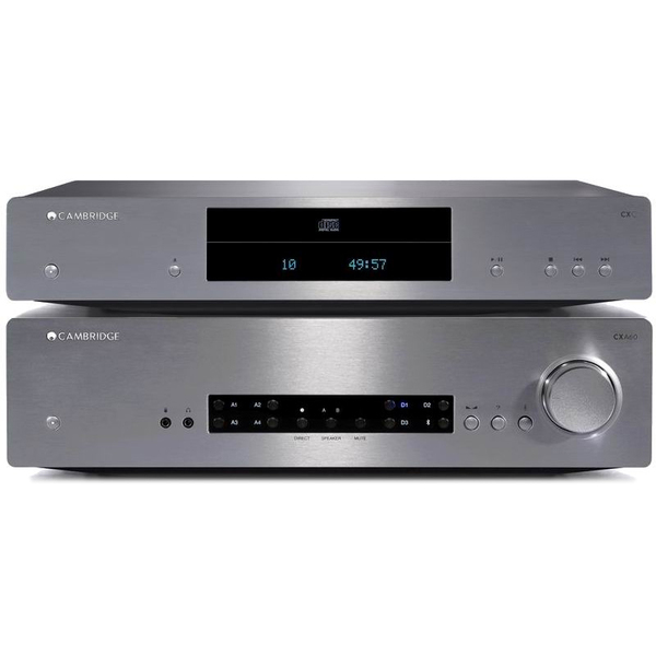 Стереоусилитель Cambridge Audio CXA 60 + CXC Silver sutton cambridge reconsidered pr only