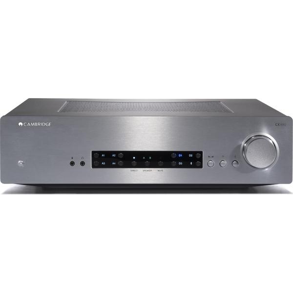 Стереоусилитель Cambridge Audio CXA 80 Silver rca male plug audio video adapter connectors golden silver 5 pcs