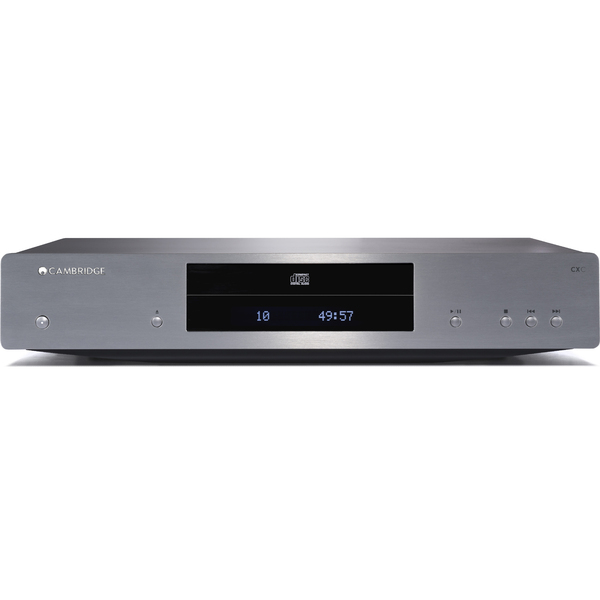 CD транспорт Cambridge Audio CXC Silver стереоусилитель cambridge audio cxa 80 cxc silver