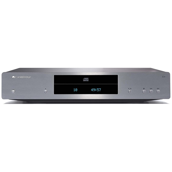 CD транспорт Cambridge Audio CXC Silver стереоусилитель cambridge audio cxa 80 cxn v2 silver