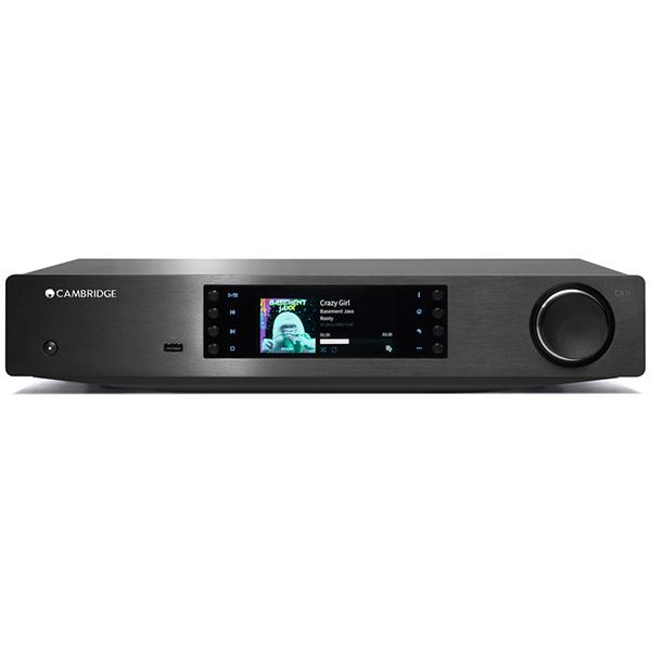 Сетевой проигрыватель Cambridge Audio CXN Black внешний цап cambridge audio dacmagic 100 black