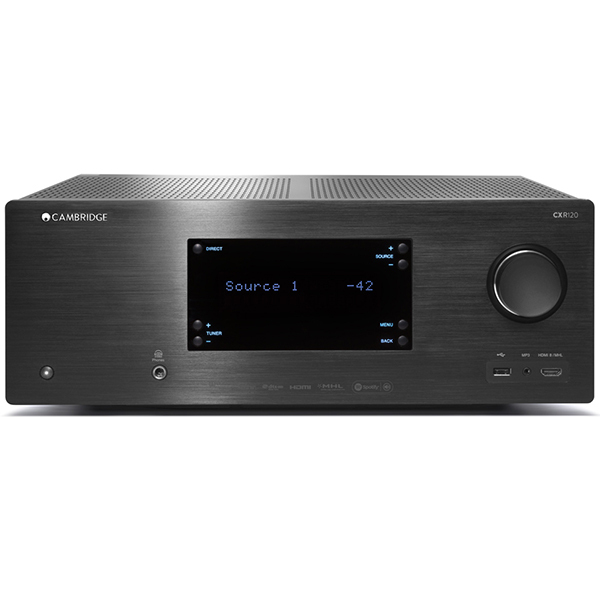 AV ресивер Cambridge Audio CXR 120 Black акция