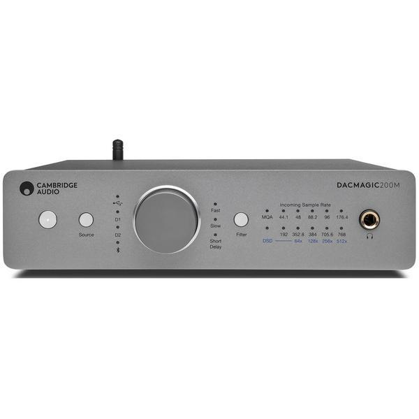 Внешний ЦАП Cambridge Audio DacMagic 200M Black