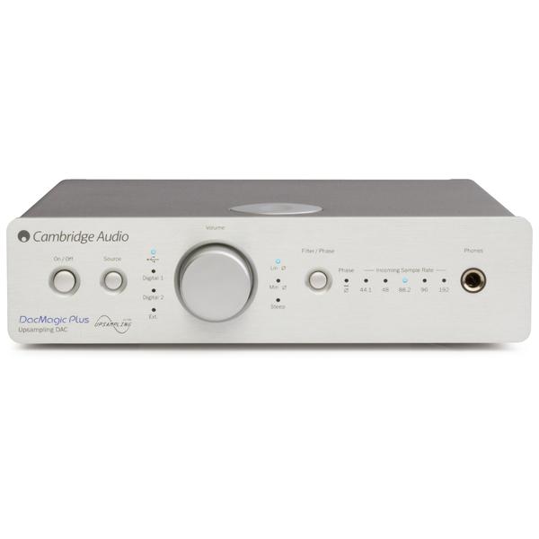 Внешний ЦАП Cambridge Audio DacMagic Plus Silver внешний цап teac ud 503 silver