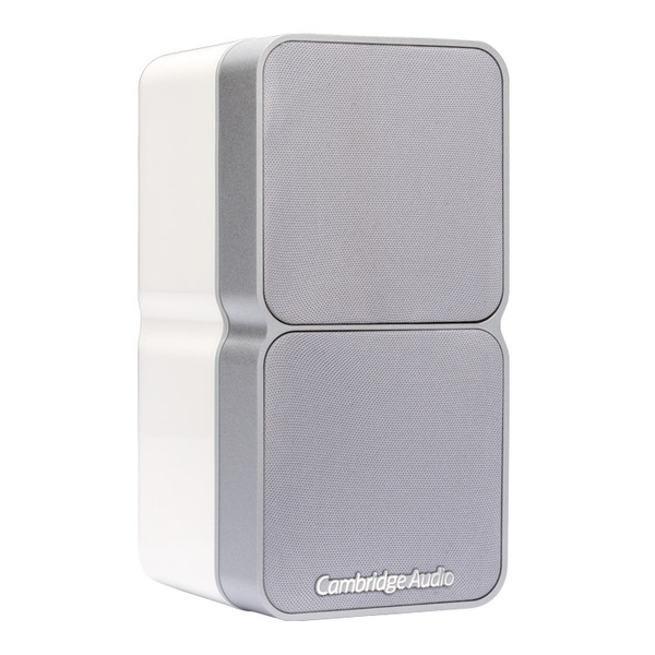 Полочная акустика Cambridge Audio Min 22 White bluetooth fingertip pulse oximeter orange white 2 x aaa