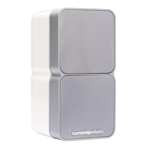 Полочная акустика Cambridge Audio Min 22 White (уценённый товар) всепогодная акустика polk audio atrium sat 30 brown уценённый товар