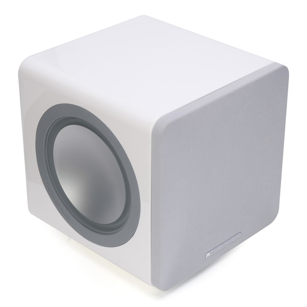 Активный сабвуфер Cambridge Audio Minx X201 White cambridge audio minx ca600p black