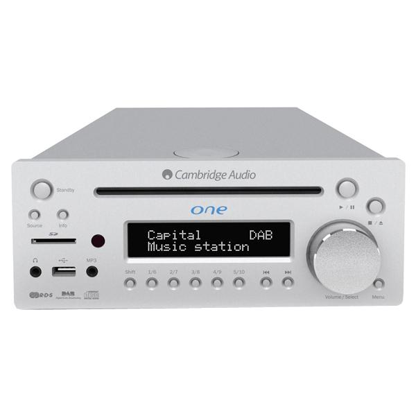 Cambridge Audio One , купить CD ресивер Cambridge Audio One