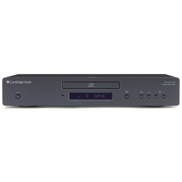 CD проигрыватель Cambridge Audio Topaz CD5 Black саундбар cambridge audio tvb2 v2 black