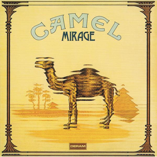 CAMEL CAMEL - Mirage camel camel never let go 2 cd