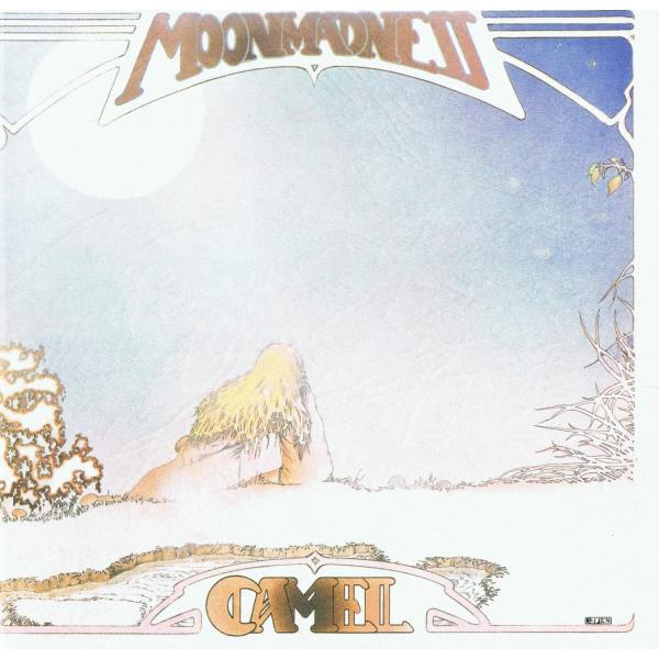 CAMEL CAMEL - Moonmadness camel camel never let go 2 cd