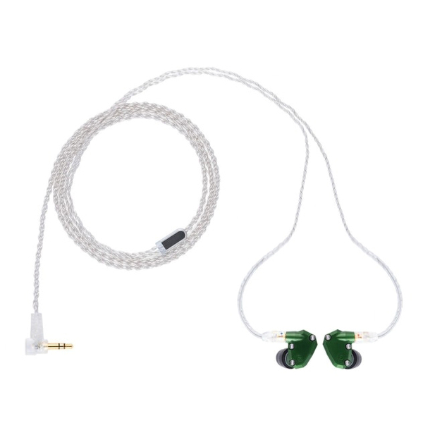 Внутриканальные наушники Campfire Audio Andromeda Green delicate rhinestone leaf link chain hair band for women