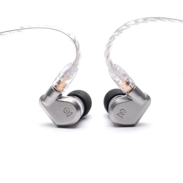 цена Внутриканальные наушники Campfire Audio Vega Silver