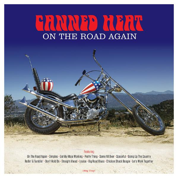 Canned Heat - On The Road Again (180 Gr)