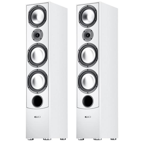 Напольная акустика Canton GLE 490.2 White напольная акустика canton gle 490 2 white