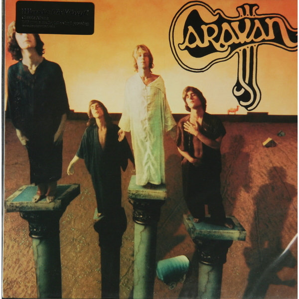 Caravan Caravan - Caravan (180 Gr) caravan caravan in the land of grey and pink