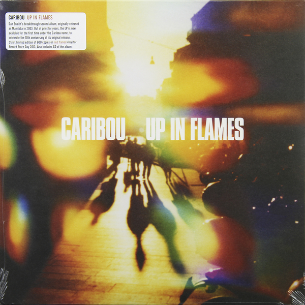 Caribou Caribou - Up In Flames (lp+cd) cd elton john caribou