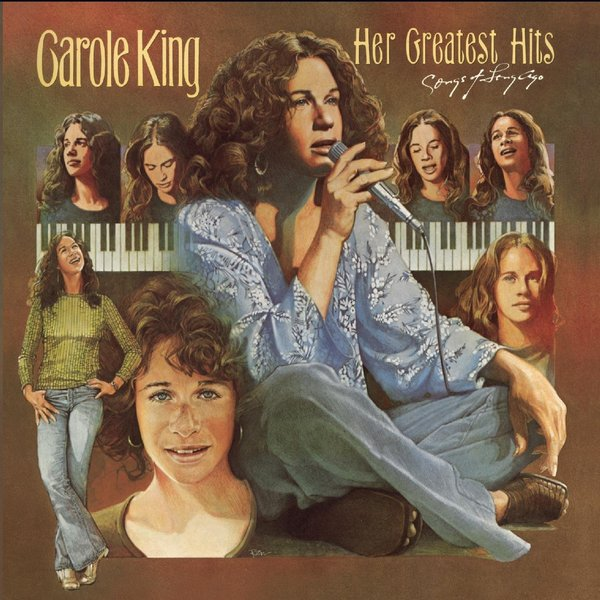 Carole King Carole King - Her Greatest Hits