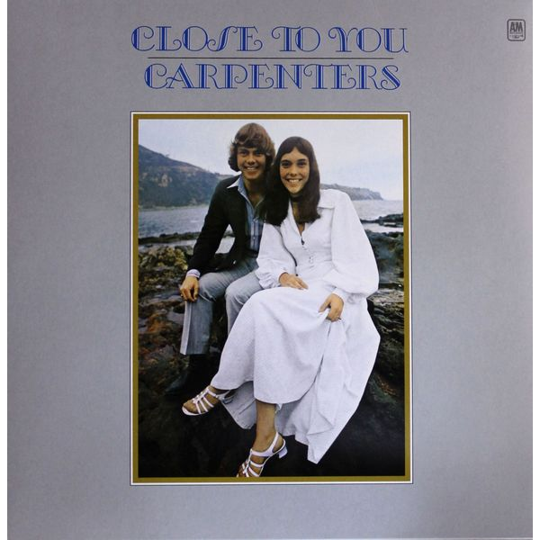 Carpenters Carpenters - Close To You the carpenters carpenters a song for you lp