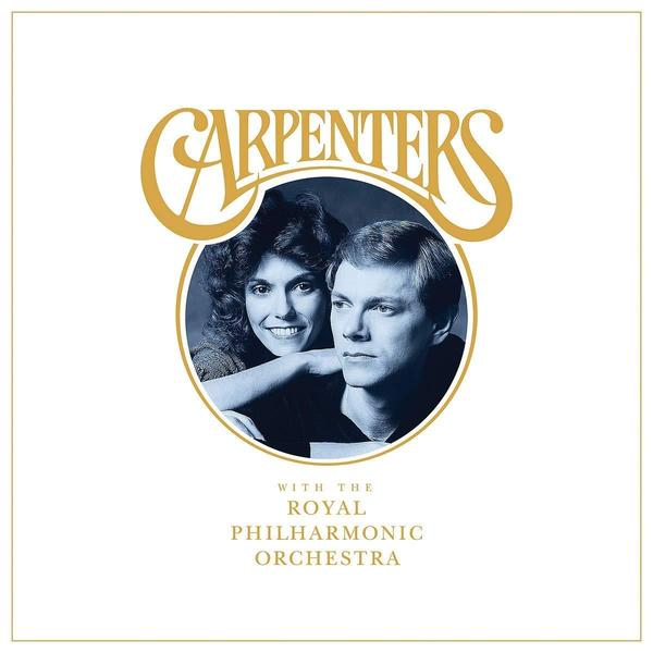 Carpenters Carpenters - With The Royal Philharmonic Orchestra (2 LP) the carpenters carpenters voice of the heart lp