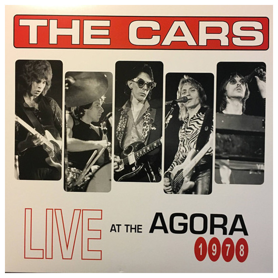 CARS CARS -  Live At The Agora 1978 (2 LP) kinderline cars crbb rt2 836m