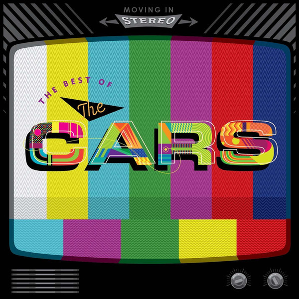CARS CARS - Moving In Stereo: The Best Of The Cars (2 LP) haptic information in cars