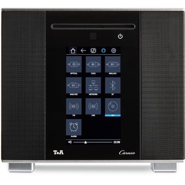 Hi-Fi минисистема T+A Caruso (2020) Silver/Black