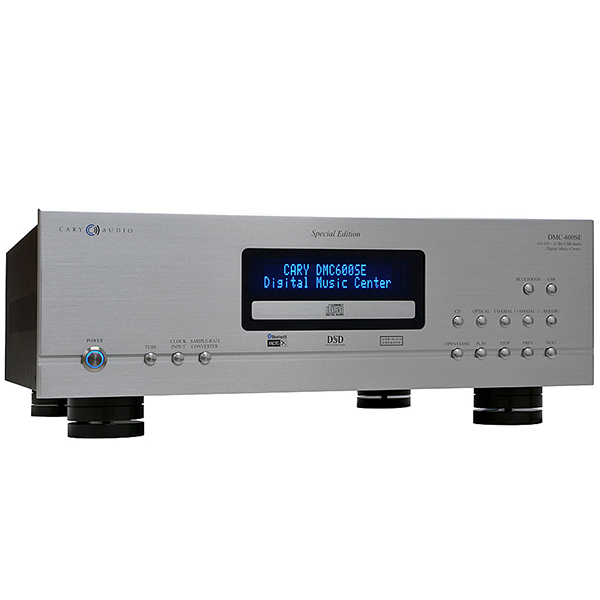 CD проигрыватель Cary Audio Design DMC 600 SE Silver